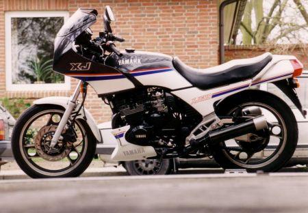 XJ600 2